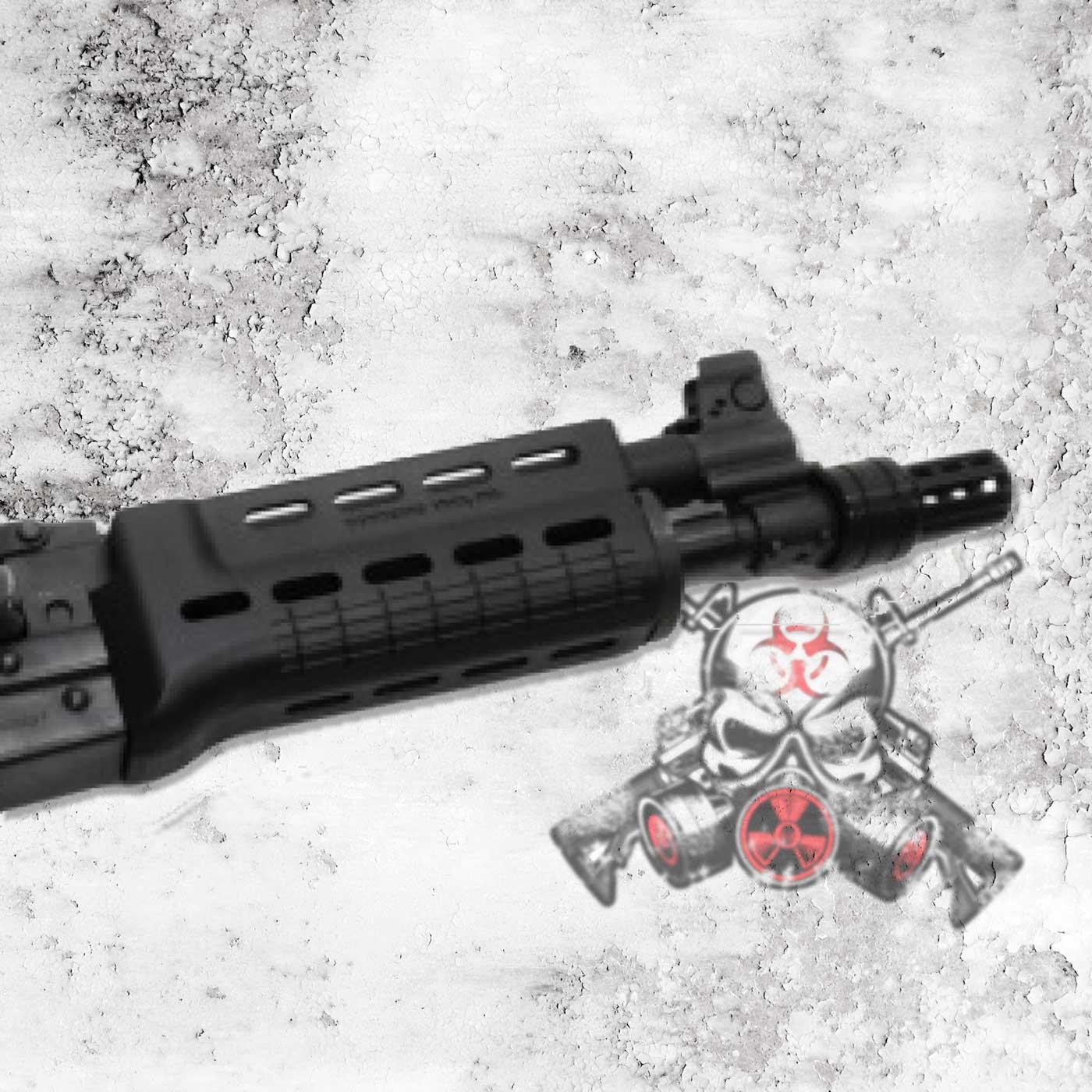 Renegade Forearm For Yugo Krinkov AK