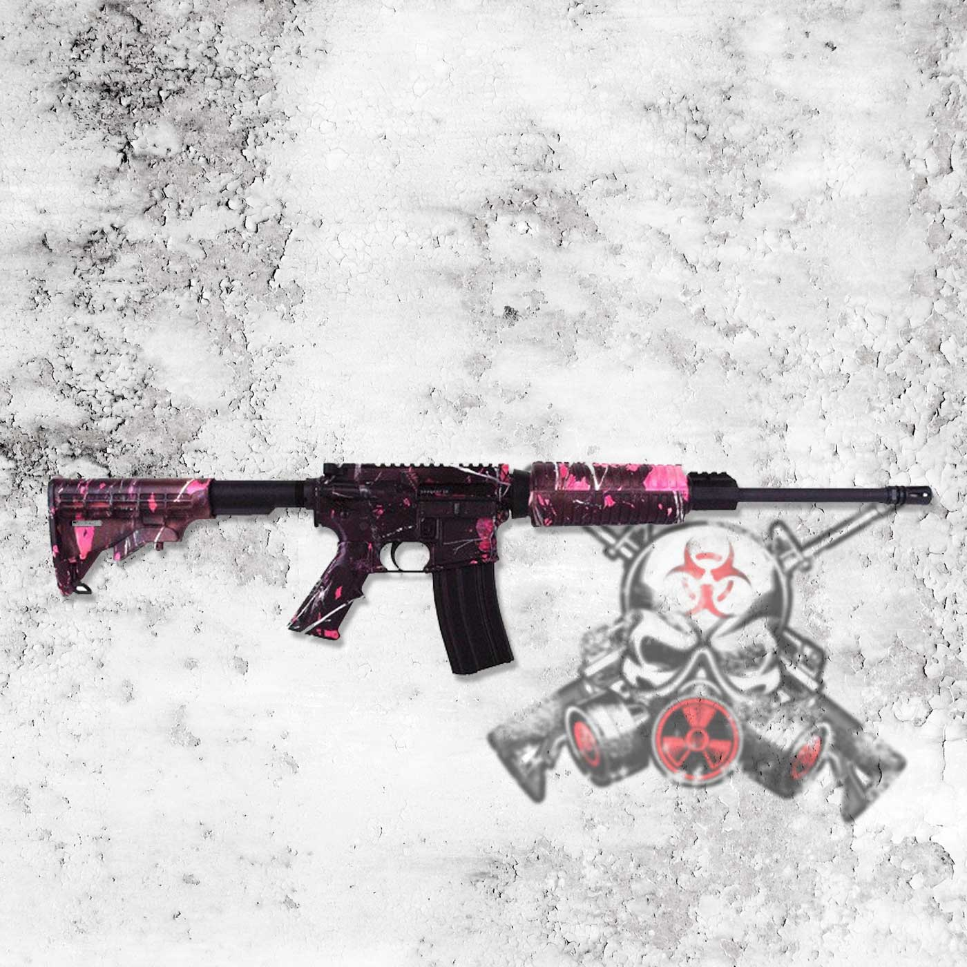 DPMS PANTHER MUDDY GIRL ORACLE  223 CAL  16