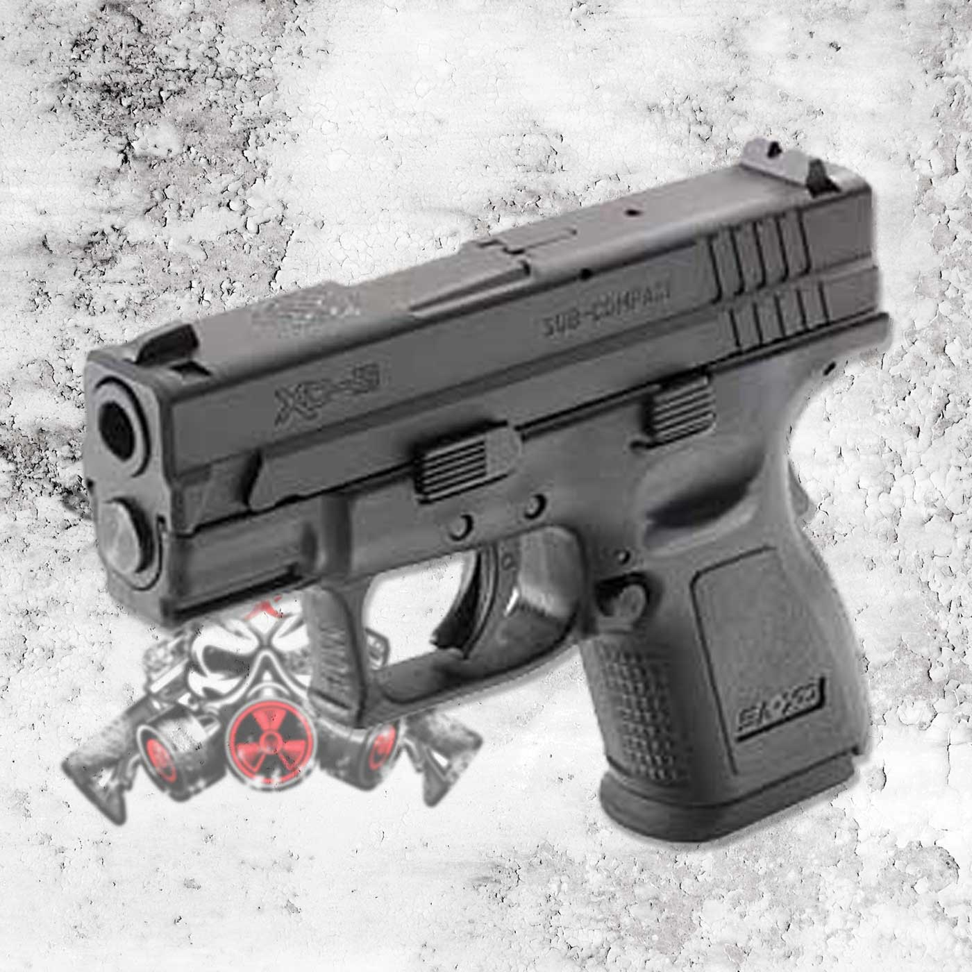 Springfield Xd9 9mm Pistol 3 U0026 39  U0026 39  Barrel Black  1  13rd Mag