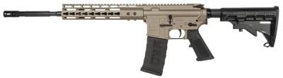 ATI MILSPORT Forged Aluminum AR Rifle FDE 5 56NATO 16