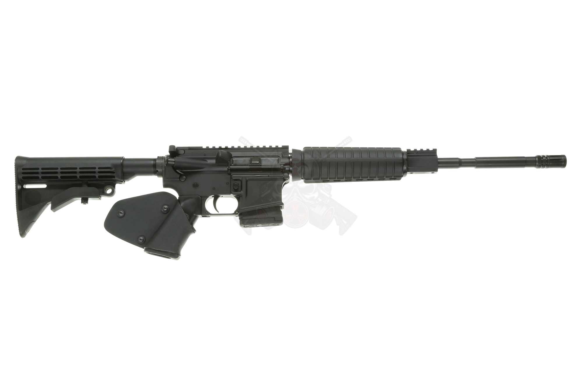 showing 1st image of New California Ar 15 Laws Anderson Manufacturing AM15 CA LEGAL 5.56NATO AR-15 rifle ...