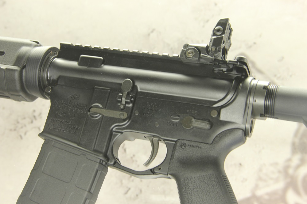 Bushmaster MOE M4 AR15 Rifle 5 56NATO 16