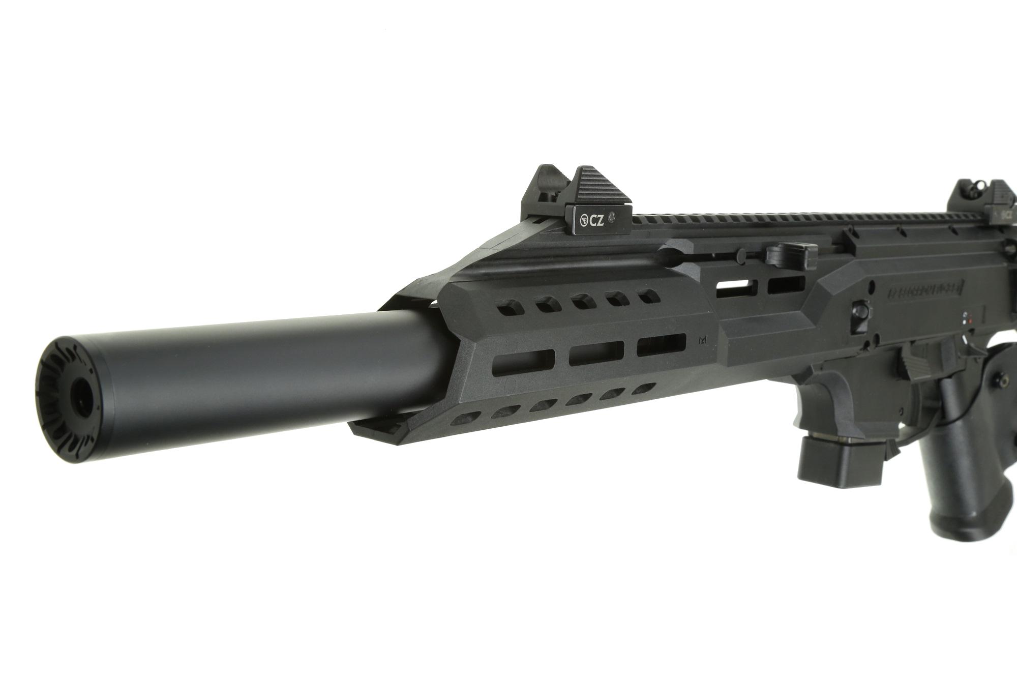 Cz Scorpion Evo 3 S1 Carbine Ca Legal 9mm Black 16 2