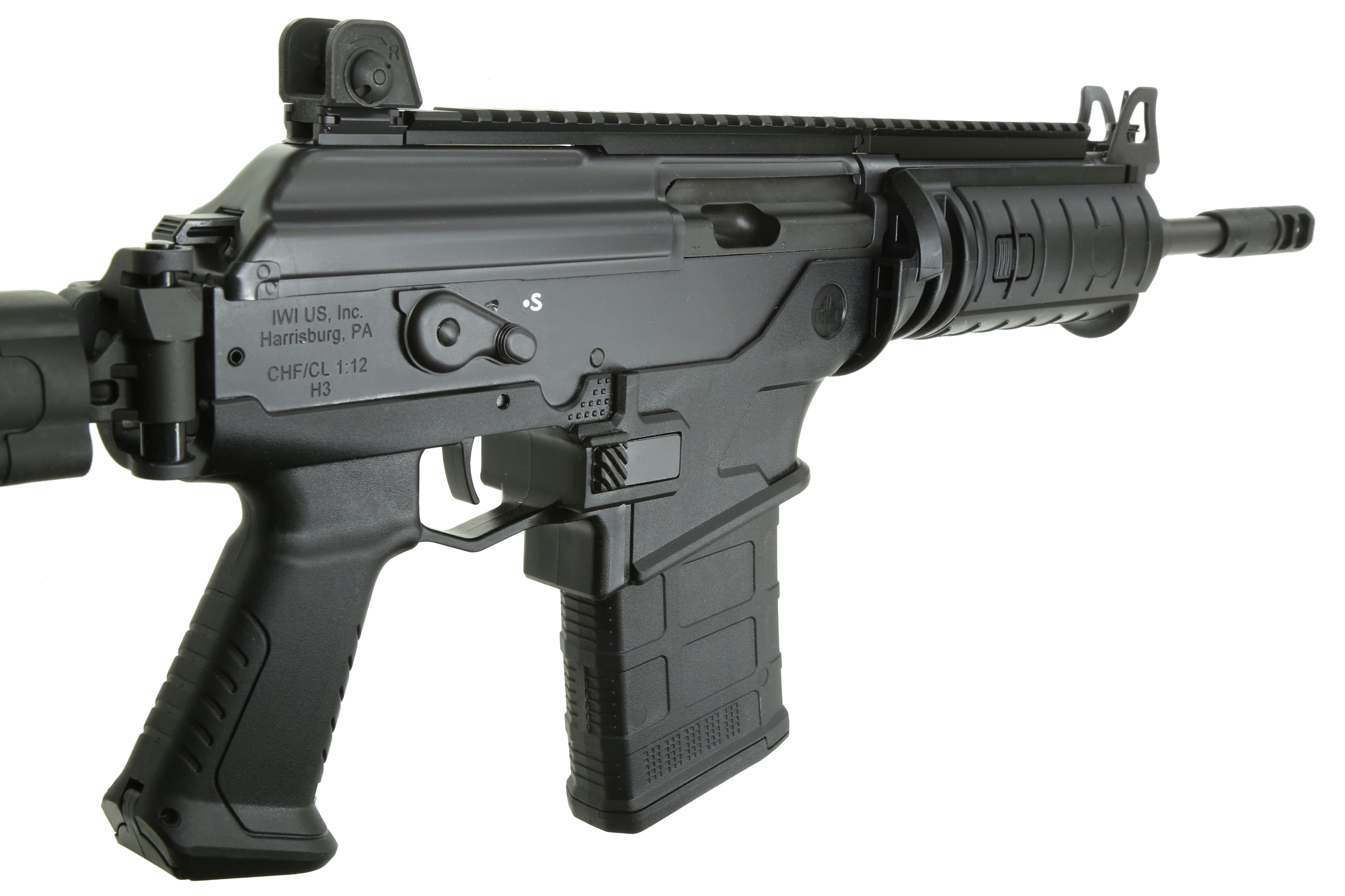 IWI Galil ACE - Galil ACE 7 62 NATO 11 8'' barrel Pistol w/ Side Folding  Stabilizing Brace GAP51SB