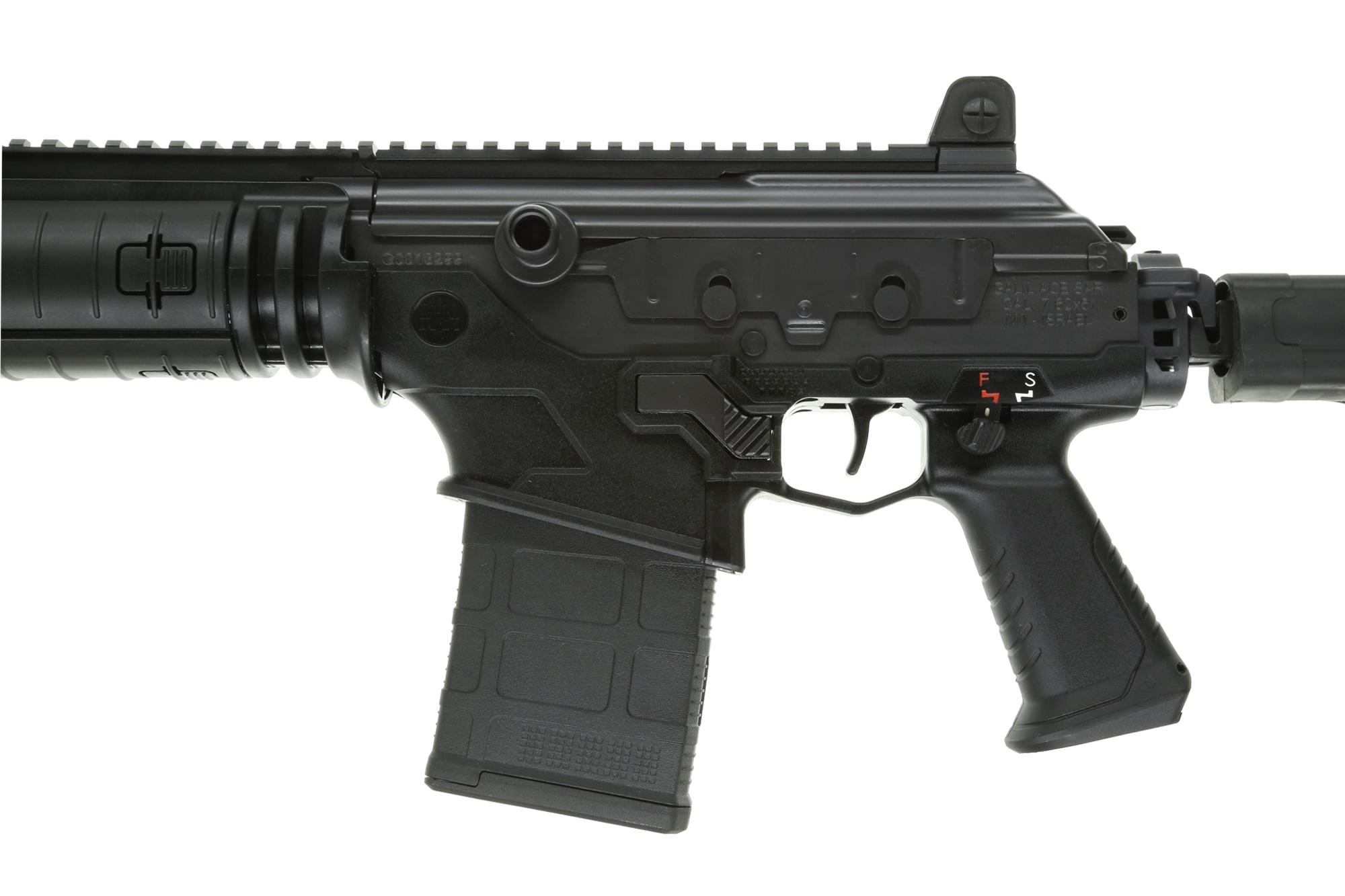 IWI Galil ACE - Galil ACE 7 62 NATO 11 8'' barrel Pistol w/ Side Folding  Stabilizing Brace GAP51SB
