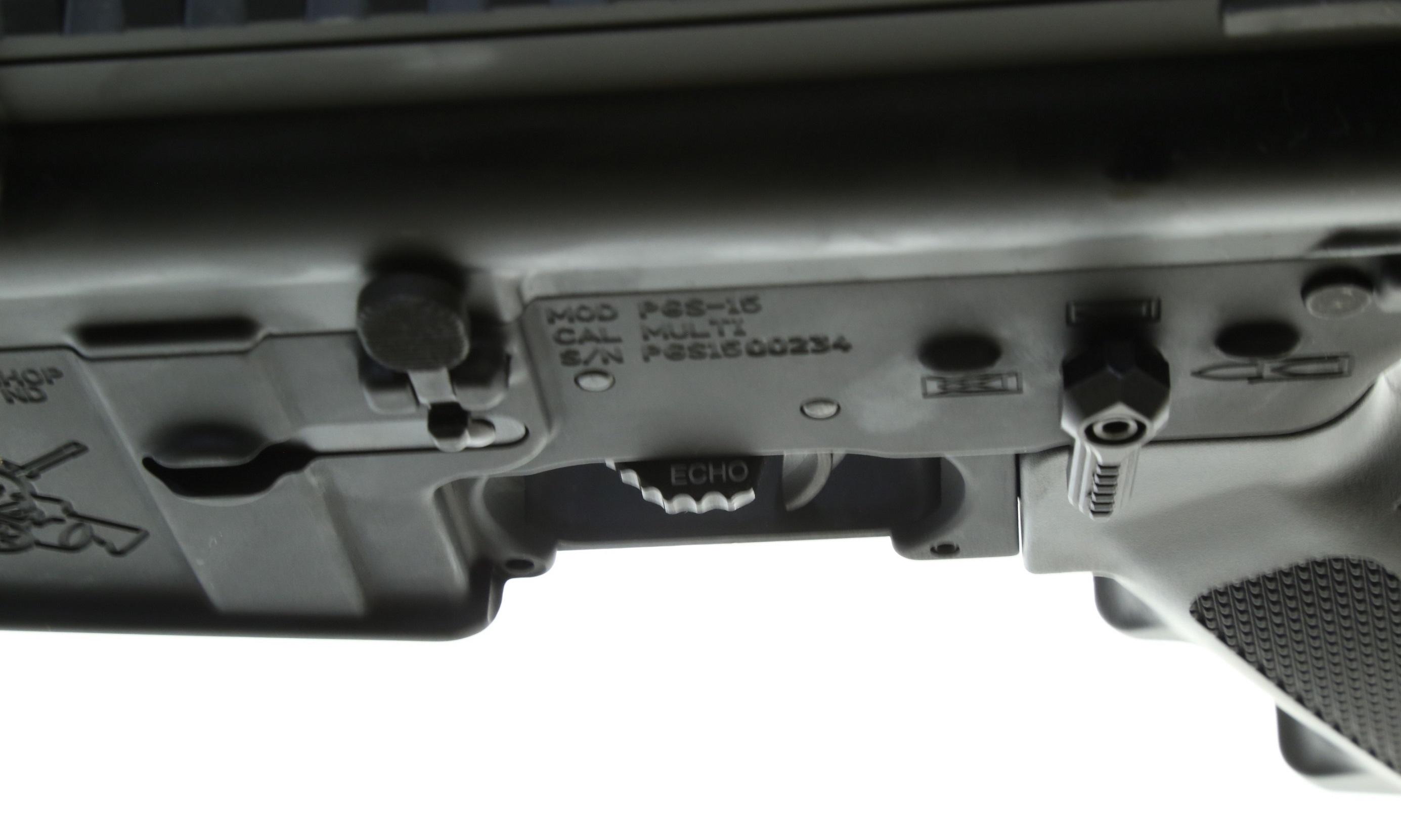 PGS MFG AR-15 16
