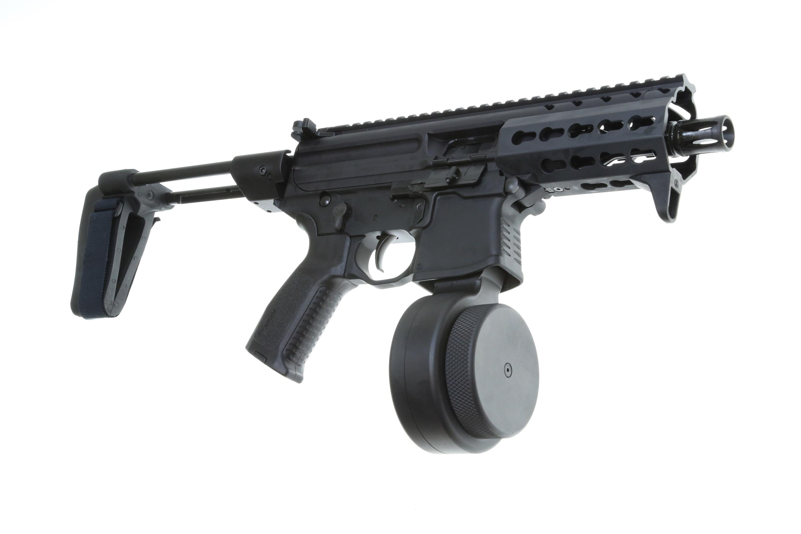 Sig Sauer MPX 9mm Pistol 4 5