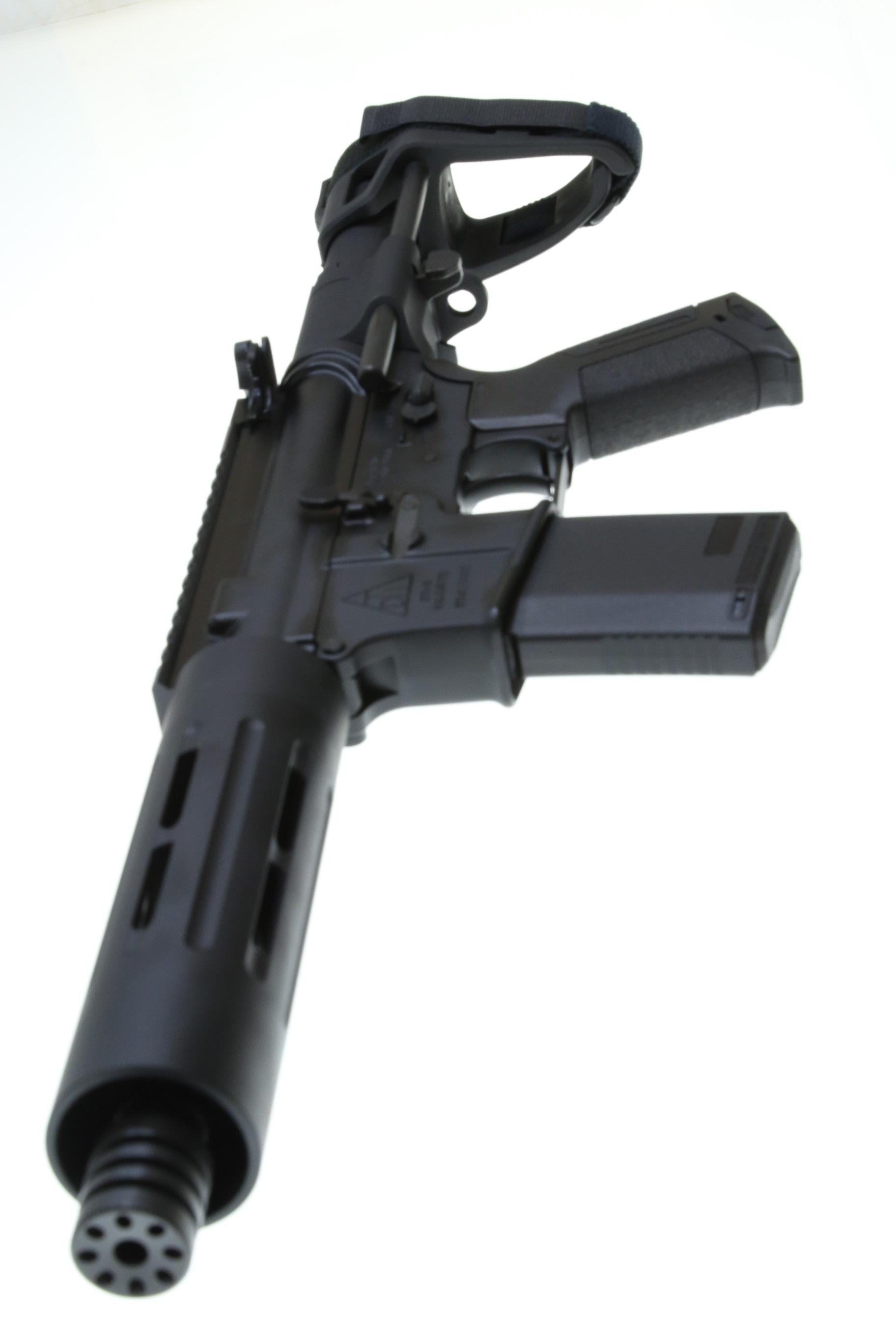 Del-Ton AR-15 Pistol 7 75