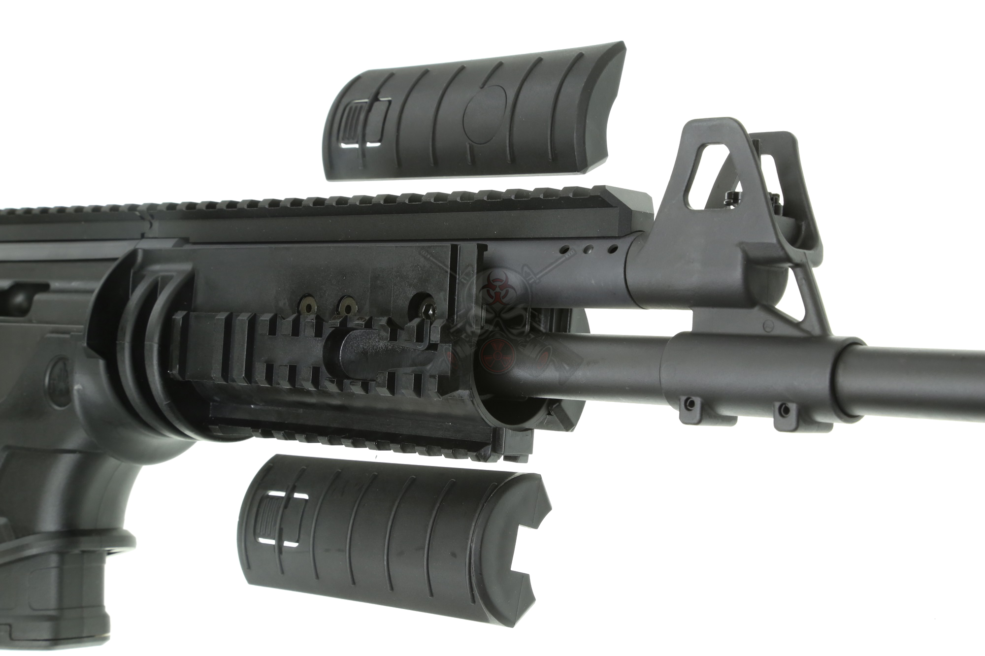 IWI Galil ACE CA COMPLIANT 7 62NATO Rifle 16'' barrel Rifle w/ fixed length  non-folding buttstock, grip wrap & IWI factory Muzzle Break (1) 10rd mag -