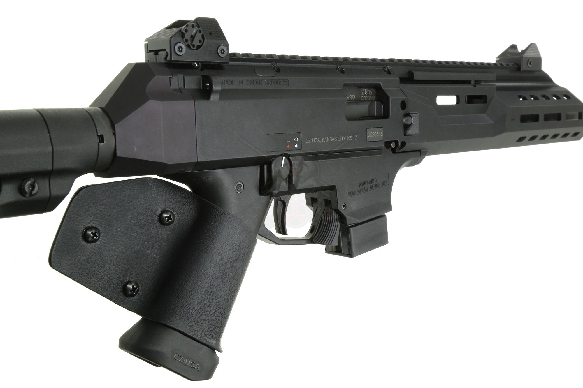 CZ SCORPION 9mm CARBINE CA LEGAL 16 2