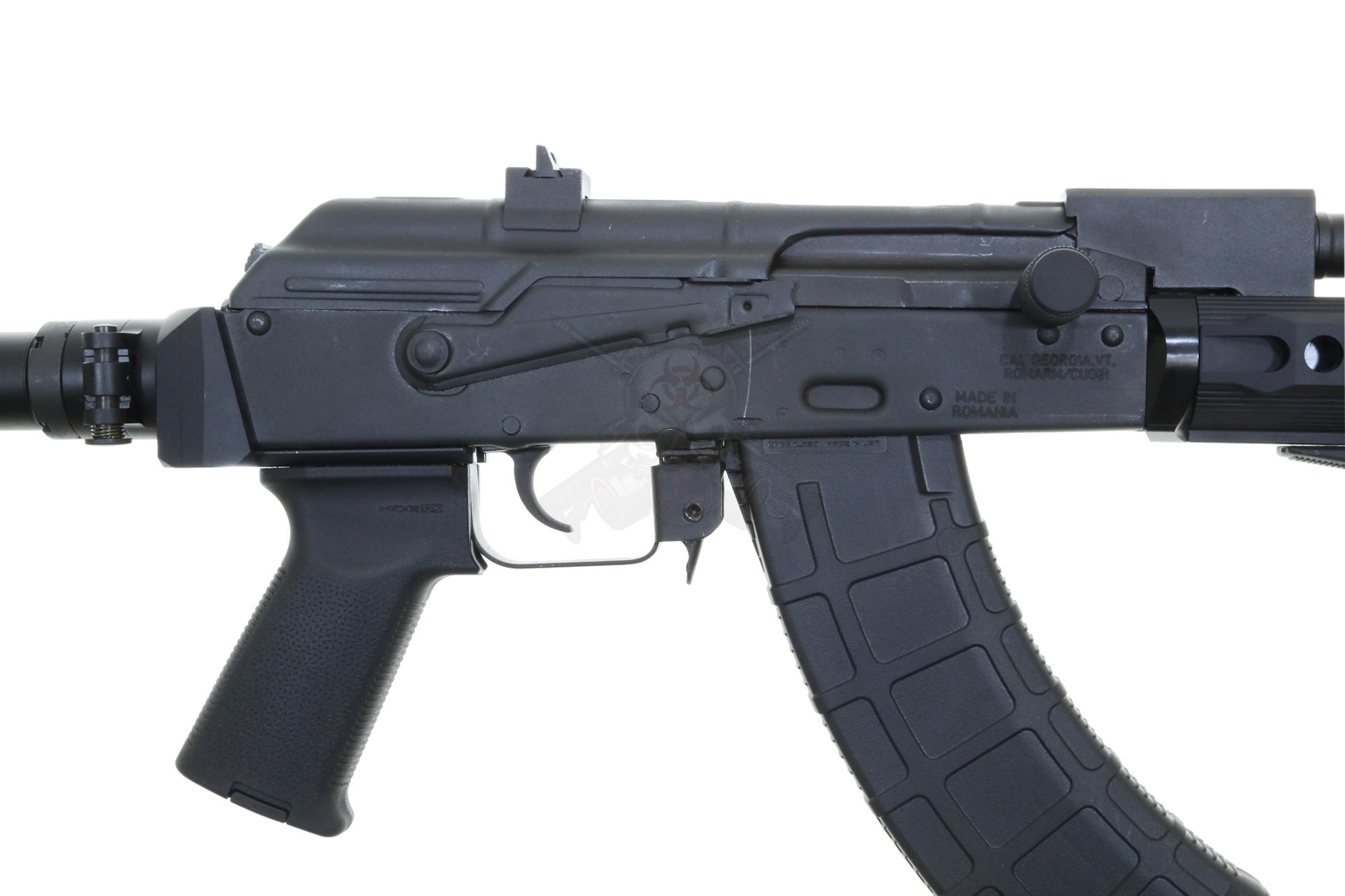 Century Arms Romarm Cugir Micro Draco 7 62x39 AK Pistol 6 25