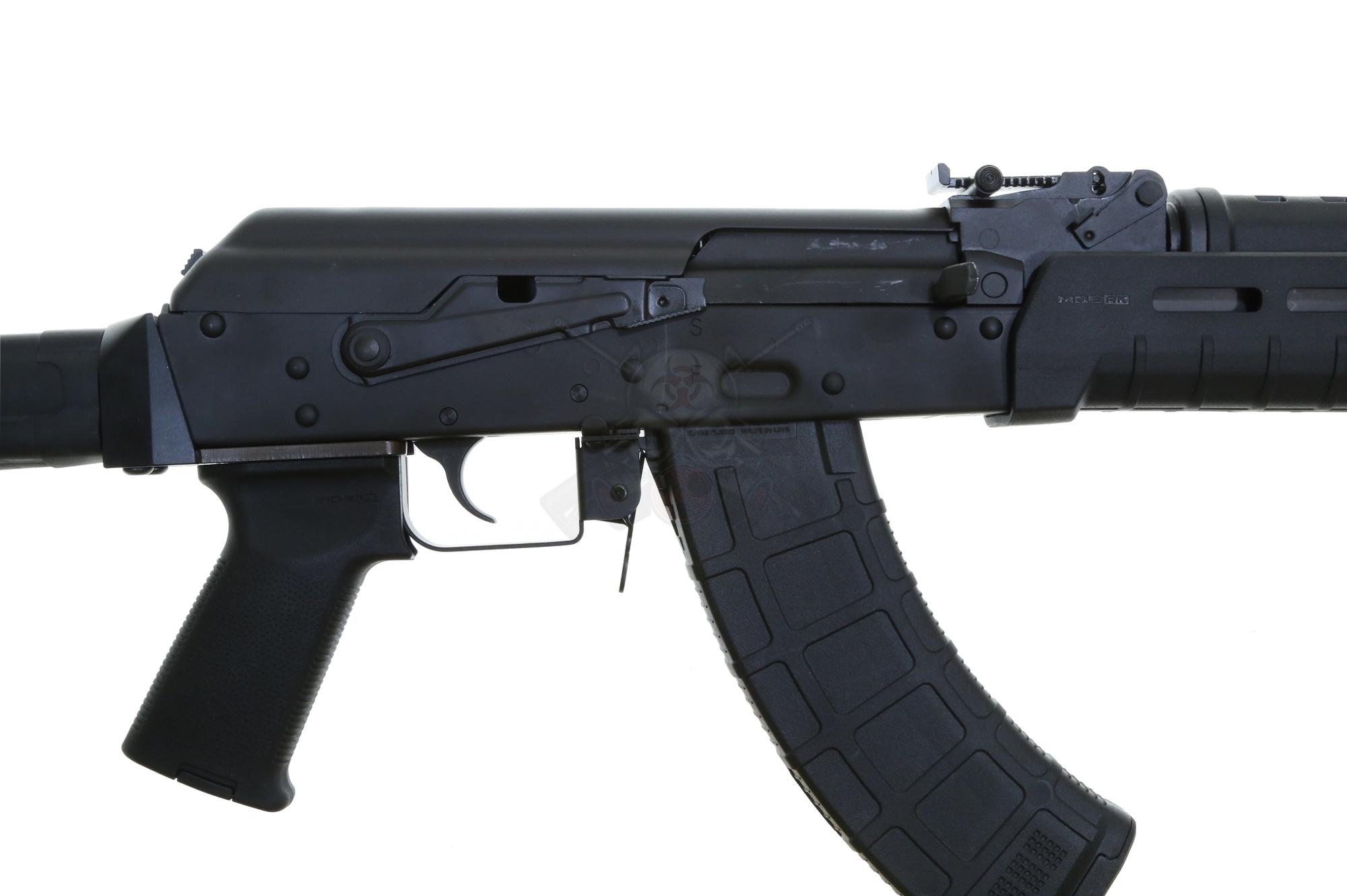 Century Arms US DRACO 7 62x39 AK Pistol BLACK 10 5
