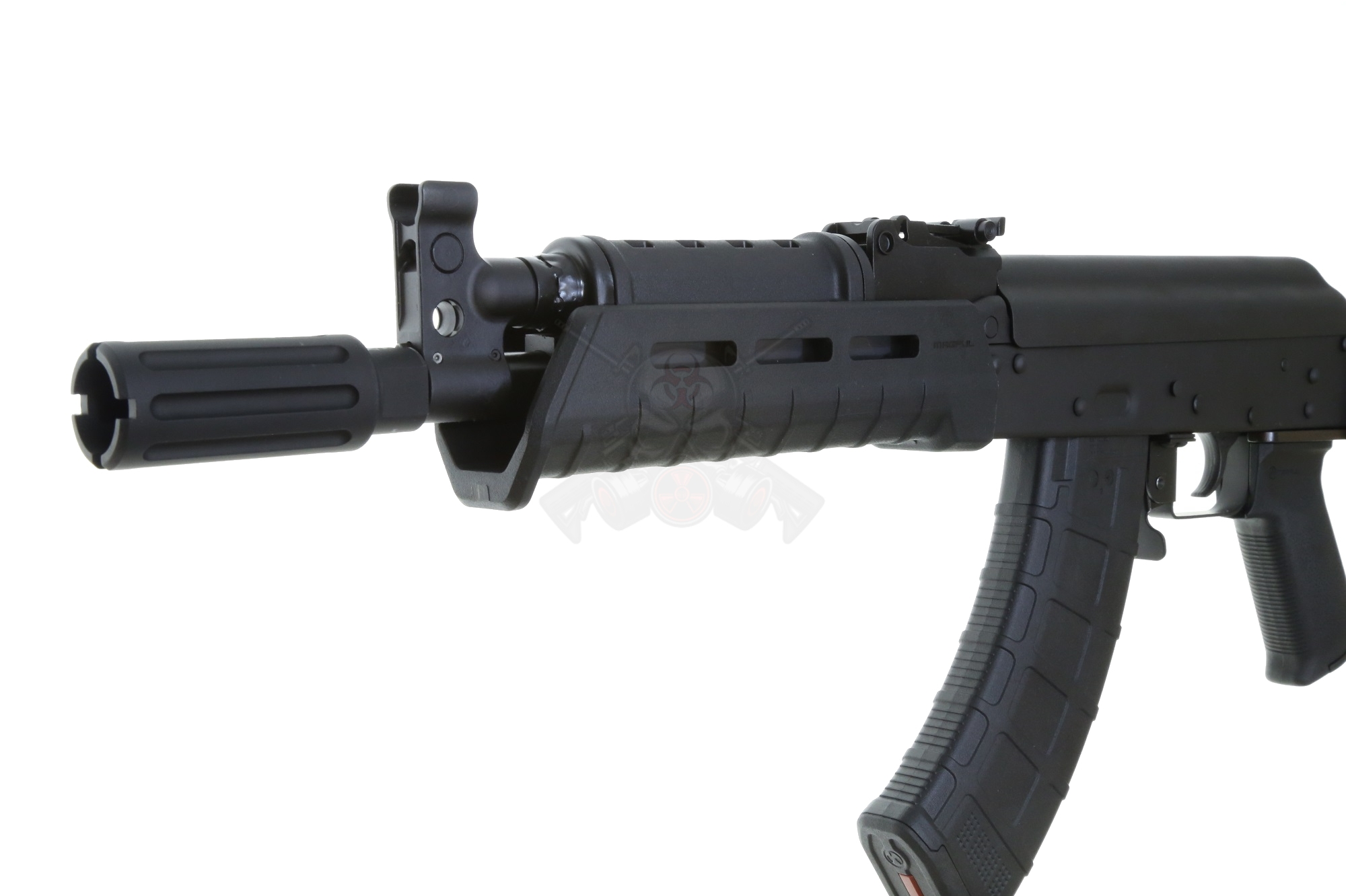 century arms us draco 7 62x39 ak pistol black 10 5 barrel w magpul