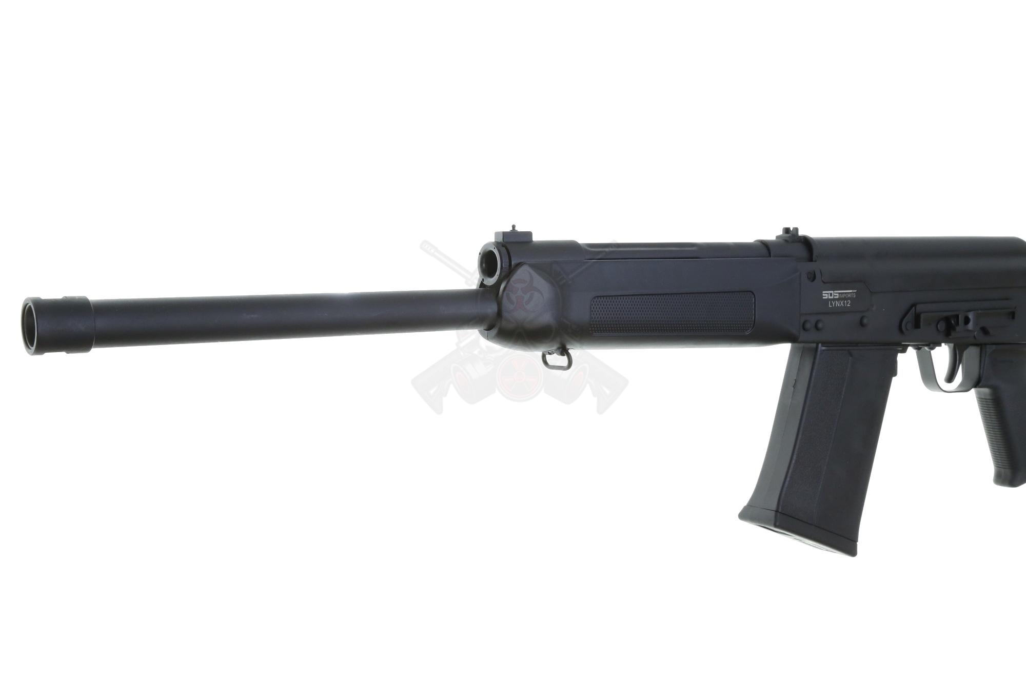 SDS Imports Lynx Shotgun with Magpul Grip and Magpul Zhukov Folding Stock  12ga 5rd 19