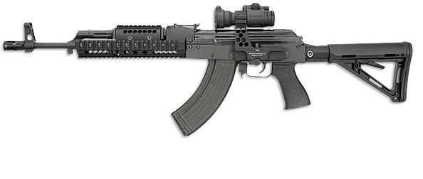 Midwest Industries Ak Handguard Ak 47 74 Extended Hand Guard
