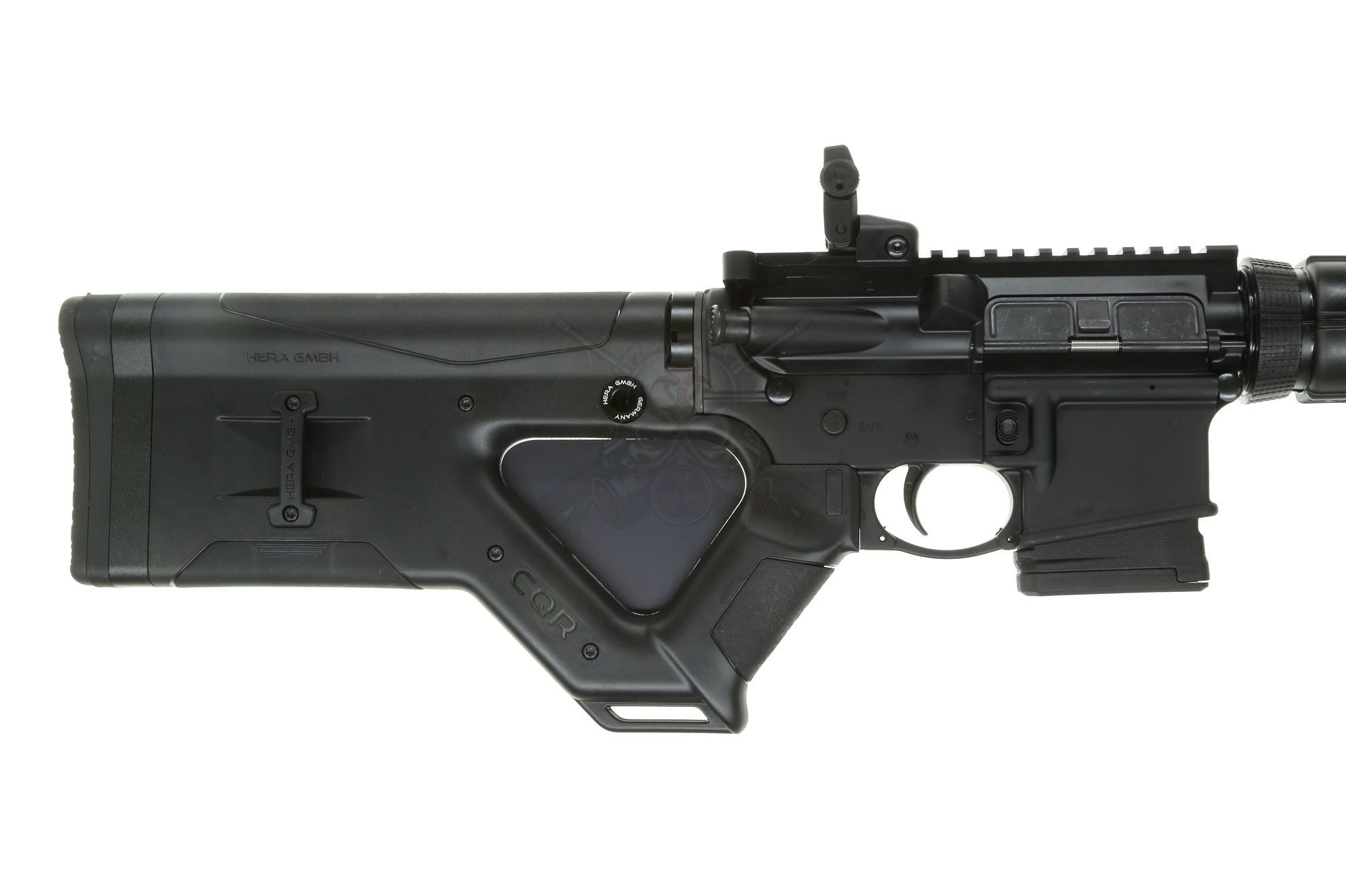pump action ar 15 - HD 2000×1332