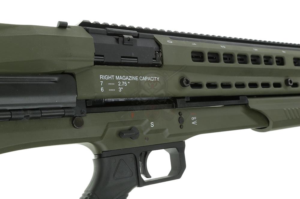 Kel Tec Ksg Vs Utas Uts 15 Reviews: UTAS UTS-15 OD GREEN 12GA Shotgun 15RD Gen 4 PS1OD1