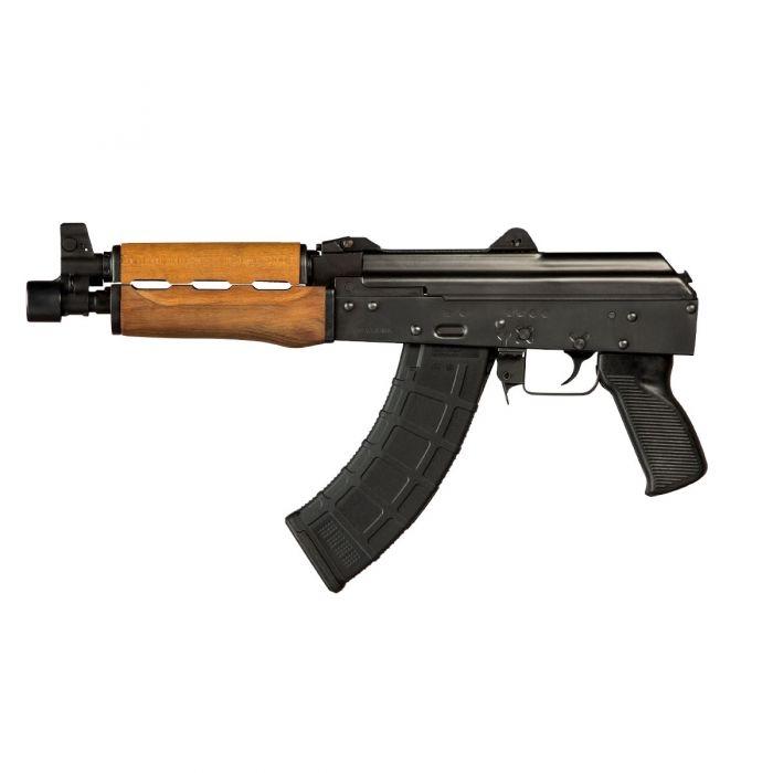 "Zastava ZPAP92 AK-47 Pistol 7.62x39 10"" Barrel W/Wood"